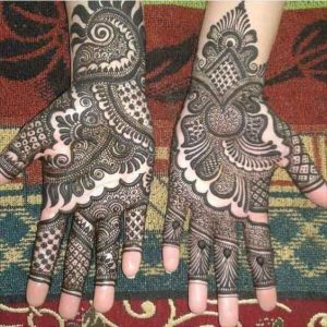 Best mehndi designs for engagement